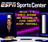 ESPN Sunday Night NFL Genesis Commentary
