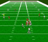 ESPN Sunday Night NFL Genesis The arrow is above a receiver.