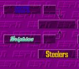 ESPN Sunday Night NFL SNES A section of the tournament tree during the playoffs