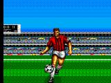 Tecmo World Cup '93 SEGA Master System Starting Movie