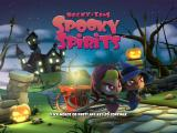 Spooky Spirits Windows Title screen