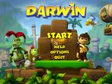 Darwin the Monkey Windows Main menu