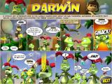 Darwin the Monkey Windows The game's story