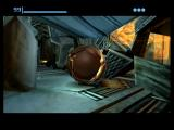 Metroid Prime GameCube Rolling through some tight spots of this spaceship...