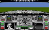 A 320 Atari ST Receiving the radio transmission from pirate's mastermind.