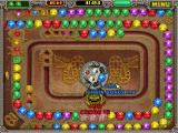 Zuma Deluxe Windows If you take out multiple groups of balls in a row you'll score a chain bonus which increases with every group you clear. You'll get a combo bonus if you take out multiple groups with a single shot
