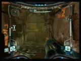 Metroid Prime GameCube Avoid the poisonous water!