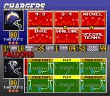 Madden NFL '94 SNES Pick a play