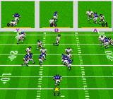 Madden NFL '94 SNES Receiver windows