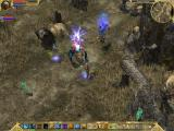 Titan Quest: Immortal Throne Windows The Nightmare adds some distortion of his own, of course.