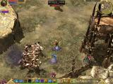 Titan Quest: Immortal Throne Windows Humanoid ants help the demons.