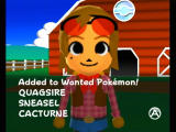 My Pokémon Ranch Wii Hayley puts prices on heads.