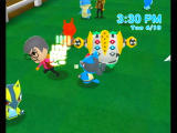My Pokémon Ranch Wii An unfortunate rancher becomes a punching bag.