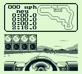 Nigel Mansell's World Championship Racing Game Boy Ready!