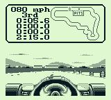 Nigel Mansell's World Championship Racing Game Boy GO!