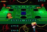Garfield: Caught in the Act Genesis Mini game