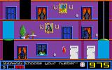 Mission Elevator Atari ST A mini game!