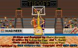 Tip Off Atari ST Second title screen
