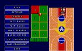 Tip Off Atari ST The tactics editor