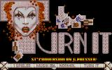 Turn It Atari ST Title screen