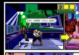 Comix Zone Genesis Starting the game
