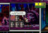 Comix Zone Genesis The interactivity level in this game is very high for a platformer