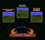 Race Drivin' SNES Tracks available