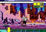 Comix Zone Genesis Ruins of a city