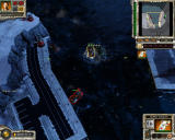 Command & Conquer: Red Alert 3 Windows Sneaking into the enemy harbor.
