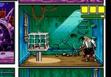 Comix Zone Genesis What is this animal in the cage?