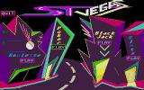 ST Vegas Atari ST Title screen
