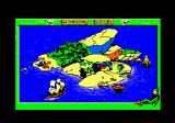 Peter Pan Amstrad CPC Welcome to Neverland