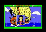 Peter Pan Amstrad CPC Wendy is saved...