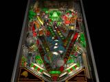 Pro Pinball: Timeshock! DOS Viewing mode 3