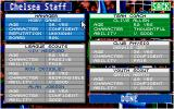 Championship Manager DOS The entire staff is listed here. You can fire from this screen.