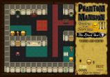 "Phantom Mansion II: Treasures of the Seven Seas - The Black Sea Browser Next is ""Water and Rafts""."