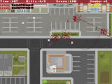 This is a Cry for Help Windows Blood Car 2000! Deluxe! (first level)