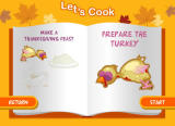 Cooking Mama: Mama Kills Animals Browser Start of the first series of minigames