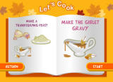 Cooking Mama: Mama Kills Animals Browser Second gameplay session: the gravy