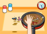 Cooking Mama: Mama Kills Animals Browser You don't need these in your gravy.