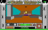 Castle Master DOS Searching inside the chapel. (EGA)