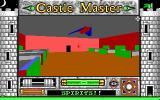 Castle Master DOS A flying spirit attacks in the hospital room causing the whole screen to rumble and shake. (EGA)