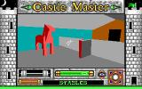 Castle Master DOS Visiting Mr.Horse in the stables. (EGA)