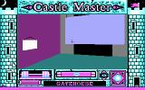 Castle Master DOS This door rapidly opens and closes and need good timing to get through safely. (CGA)