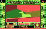 Castle Master DOS The horse in the stables (CGA)