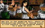 Iron Lord Amiga At a tavern.