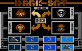 Dark-Sat Atari ST Main Menu