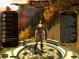 The Lord of the Rings Online: Mines of Moria Windows Creating a Warden.