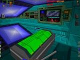 System Shock DOS A surgery machine. Patch yourself up - and continue the exploration!