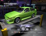 Juiced 2: Hot Import Nights Windows The garage. Tweak your car as you wish.